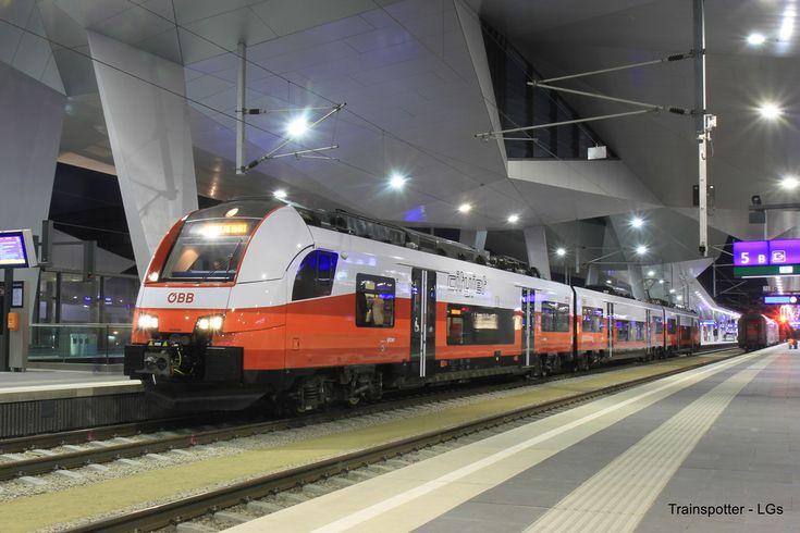 ÖBB 4746 001-8 / WienHauptbahnhof — Trainspo