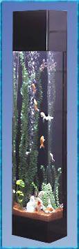 Midwest Aqua Tower 30-Gallon Rectangular Aquarium