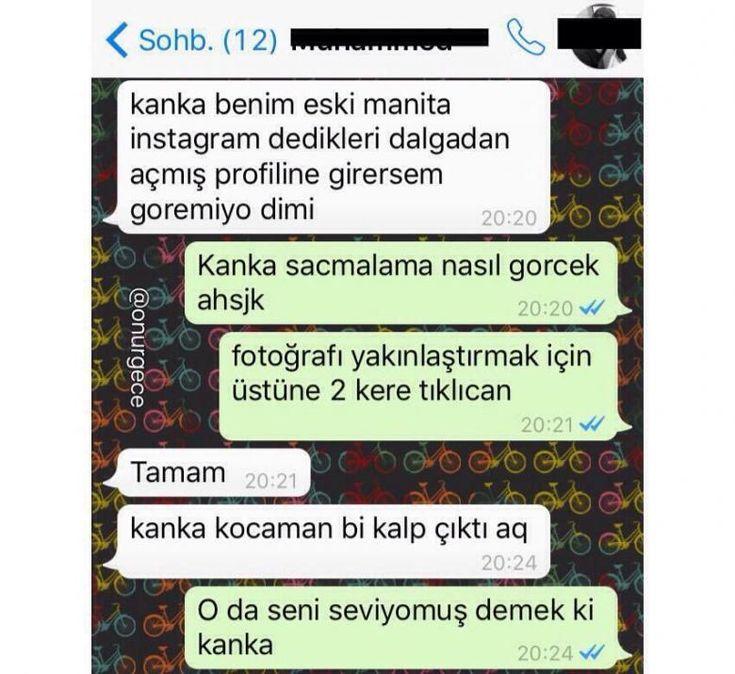 Sosyal Medyanın En Komik Whatsapp Yazışmaları