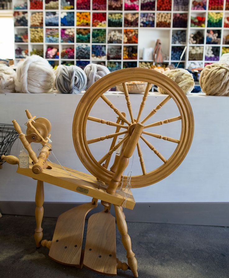 Pioneering Modern Natural Dyes Spinning Wheel Natural Dyes Spinning