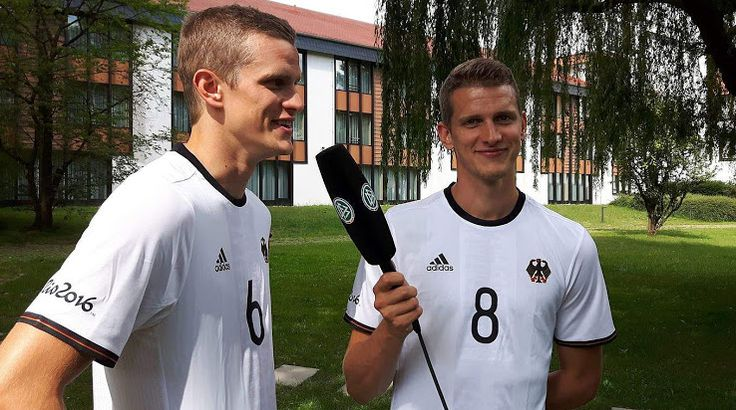 Where to buy Germany 2016 Olympics Home and Away Soccer jerseys