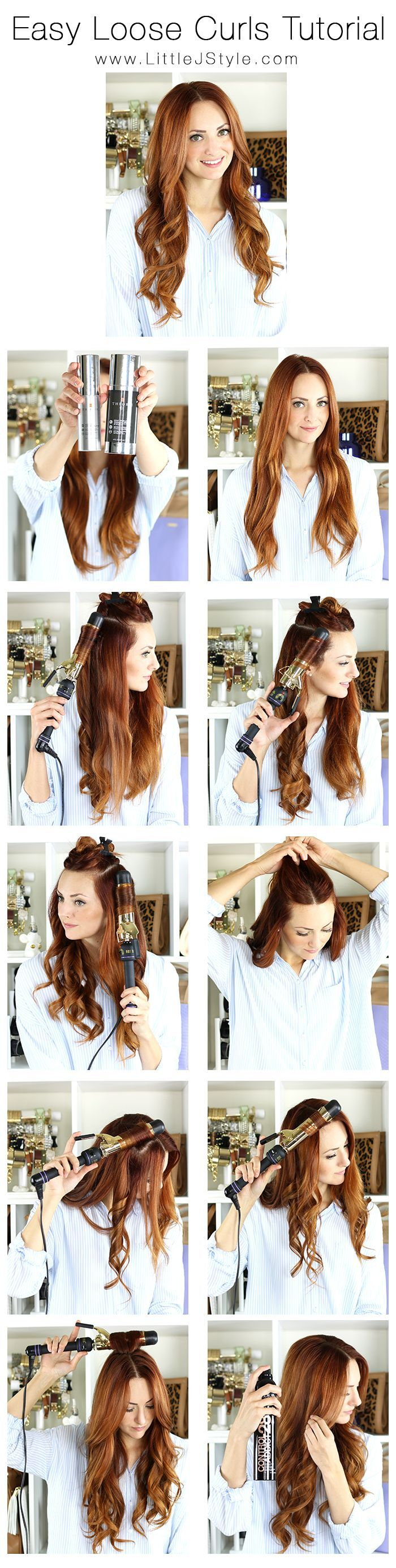 38 best Hairstyles Curls images on Pinterest