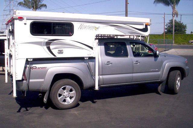 Northstar Pop Up Camper Buyers Guide Pickup Camper