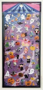 Kamio Halloween Seal Sticker