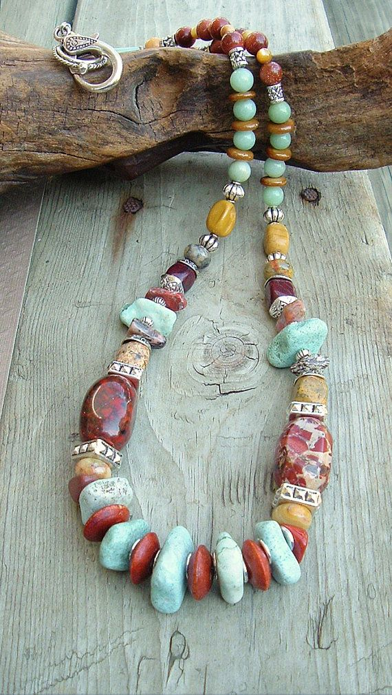 356 Best Bead Projects Short Necklaces Images On Pinterest
