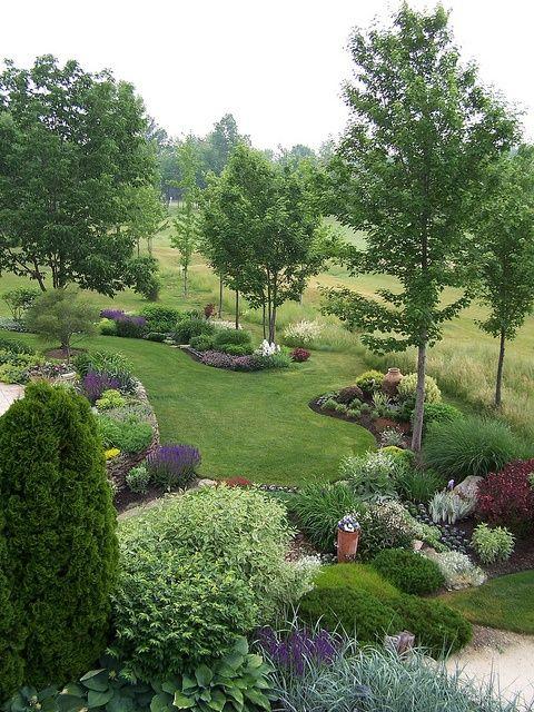 Pi di 25 fantastiche idee su progettazione del giardino for Planimetria di cottage calabash