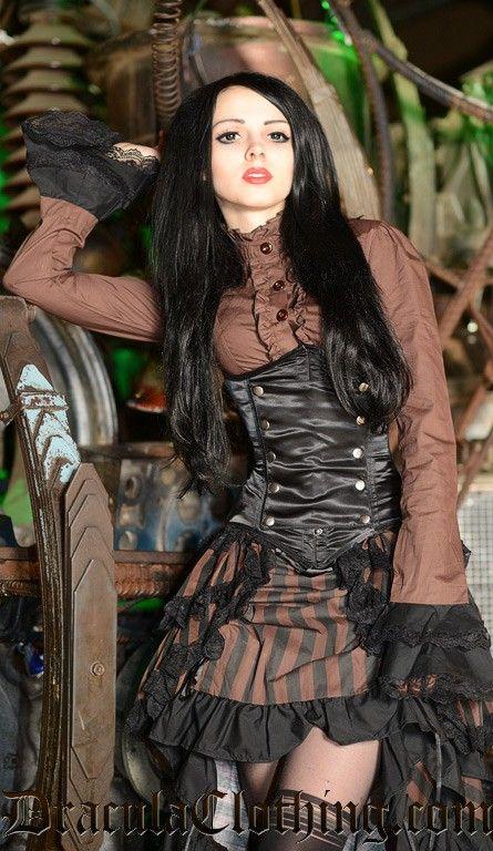 steampunk skirts | Home / Steampunk Layer Bustle Skirt