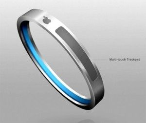 Apple, on the other hand, is working on a curved-glass, wrist-wearable iPod. According to a report of Xinhua, users could communicate with device with Apple's artificial intelligence software Siri and the information could be relayed to iPhone.