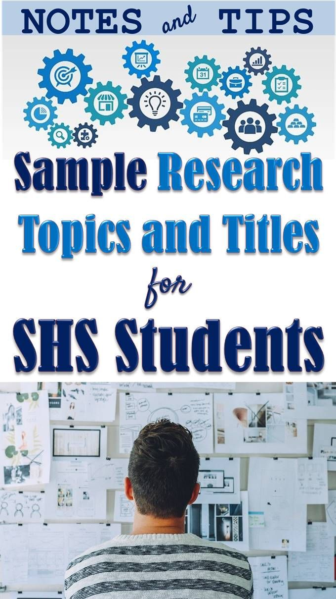 Sample Research Topic And Title For Senior High School Student Seniors A Paraphrase Only An Usa Citizen Understand