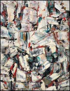 Paul Emile Borduas is known for his abstract art pieces. He started painting in the late 1930's. He is now recognized as one of the worlds most talented painters. Follow the biggest painting board on Pinterest: www.pinterest.com/atelierbeauvoir