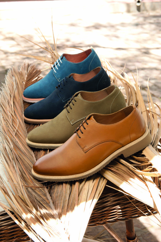 colourful shoe shades for men
