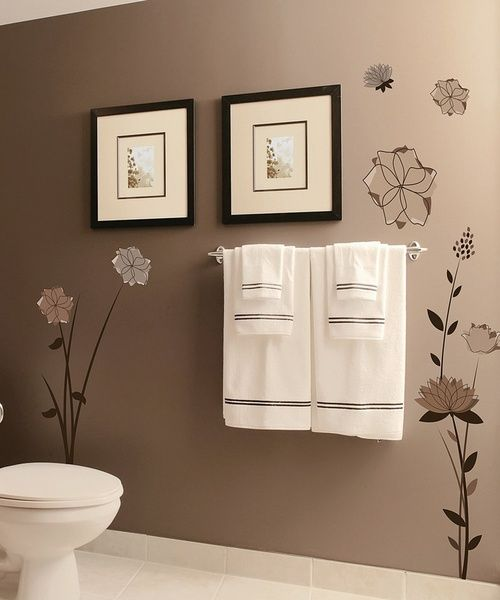 1000+ Ideas About Bathroom Colors Brown On Pinterest