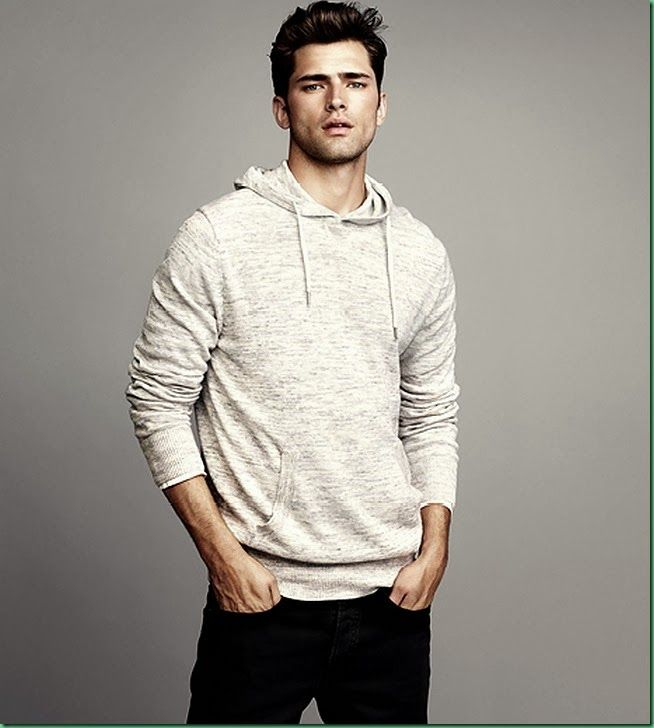 Sean O'Pry for H&M – 'Winter Knits'   CoverMen Blog