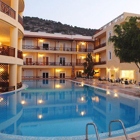 TheNewCrete - Rent an iPad in Greece