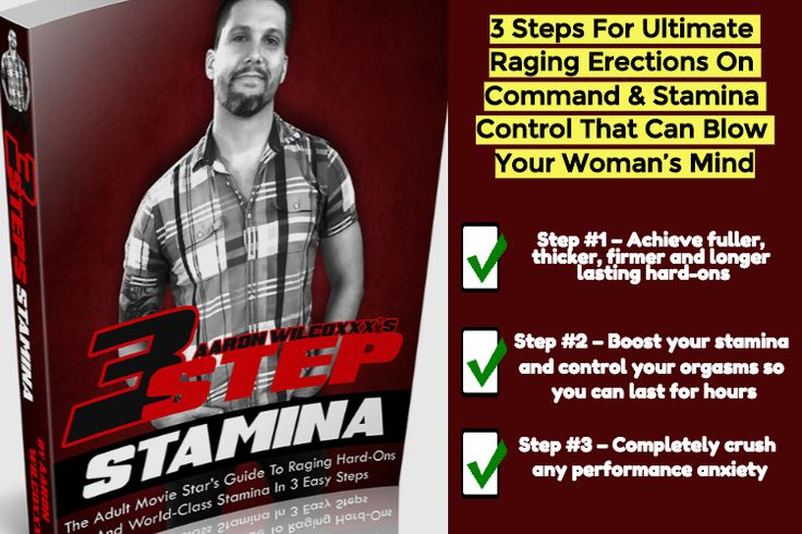 3 Step Stamina By Aaron Wilcoxx Review | Does It Work?
