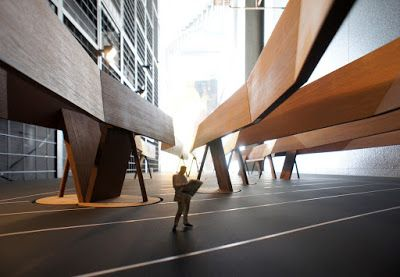japan-architects.com: 「スミルハン・ラディック展」レポート/TOTOギャラリー・間
