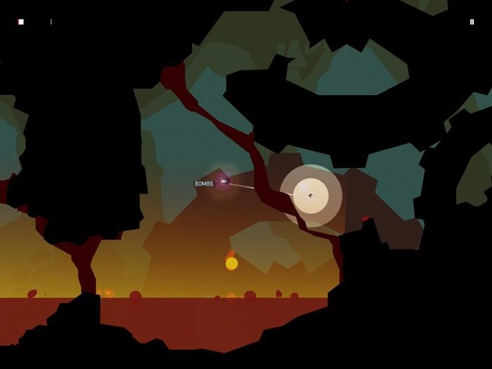 Lava, broken gears and bombs...