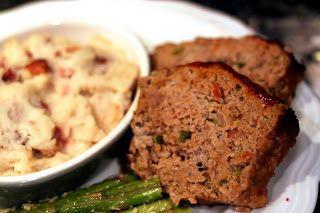 Emeril's Turkey Meatloaf | Recipes | Pinterest