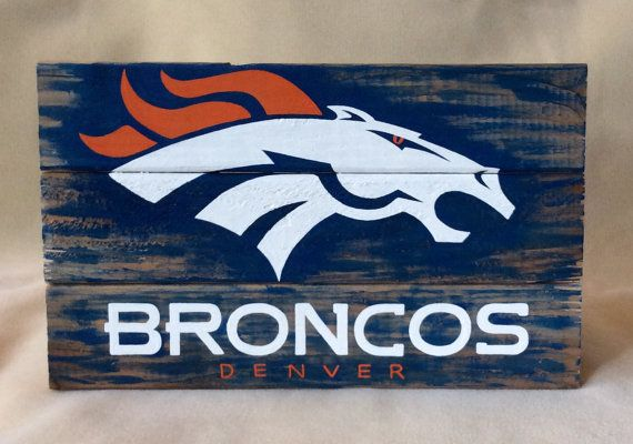 NFL Sign-  Denver Broncos