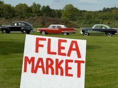Flea Market Directory - Best Flea Markets Guide - Good Housekeeping