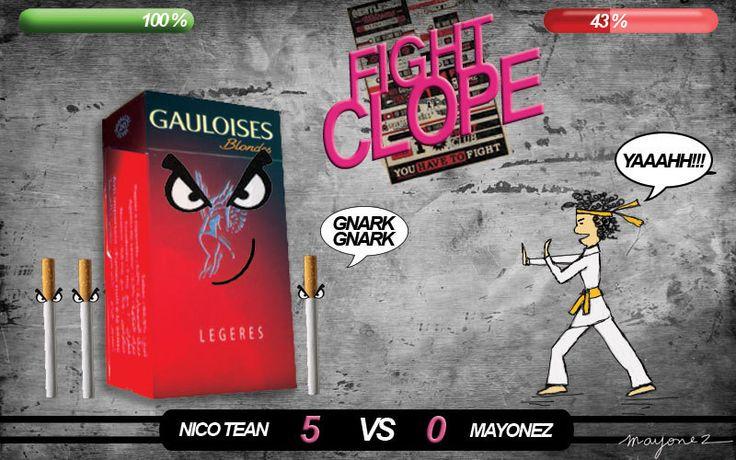 Fight Clope