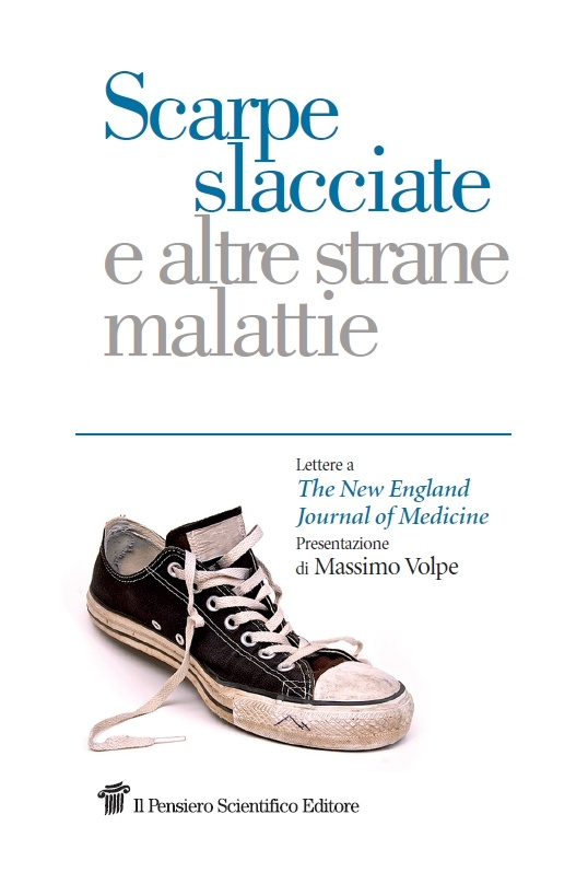 """""""Scarpe slacciate e altre strane malattie""""  Shirley Blotnick Moscow  €10"""