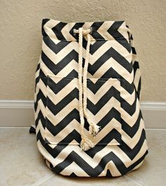 Backpack - I originally found this great project on freeneedle.com along with 1,000s of other free sewing and craft ideas!