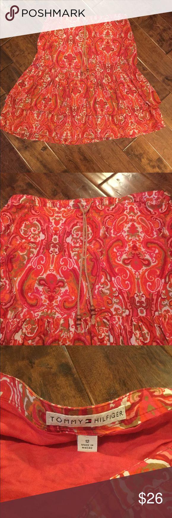 Tommy Hilfiger skirt Adorable full a-line skirt. Tommy Hilfiger Skirts A-Line or Full