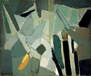 Stael, Nicolas de (1914-1955) by RasMarley, via Flickr