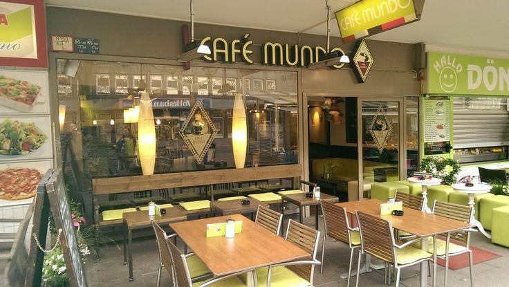 Cafe Mundo - Duisburg, Nordrhein-Westfalen, Deutschland