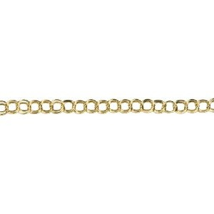 Cousin Jewerly Basics Metal Chain 1/pkg-16 Inch Gold Double Link 3Pk: Jewerly Basic, Inch Gold, Chains 1 Pkg 16, 1 Pkg 16 Inch, Cousins Jewerly, Link 3Pk, Gold Double, Basic Metals, Double Link