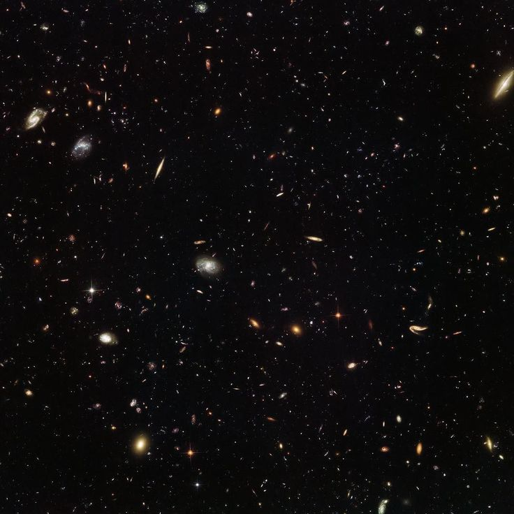 best photos of distant galaxies - photo #13