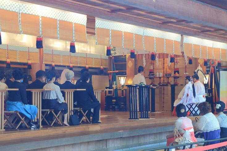 神社で挙式が素敵♡神前式の儀式「誓詞奏上」とは?