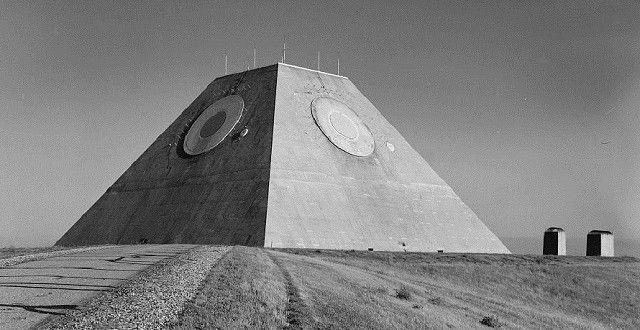 La Pyramide Radar – Dakota du Nord – One360.eu