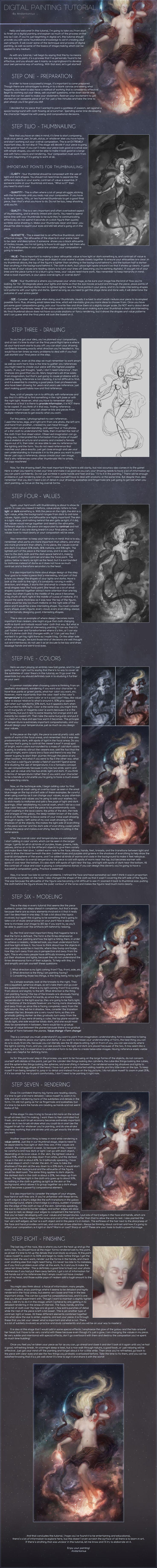 Digital Painting Tutorial by Andantonius.deviantart.com on @deviantART