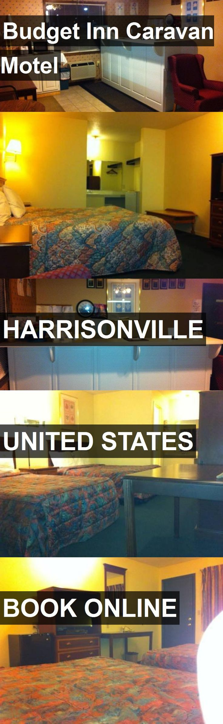 Hotel Budget Inn Caravan Motel in Harrisonville, United States. For more information, photos, reviews and best prices please follow the link. #UnitedStates #Harrisonville #travel #vacation #hotel
