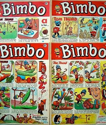 Bimbo comic