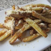 Parmesan Fries:  ActiFry website