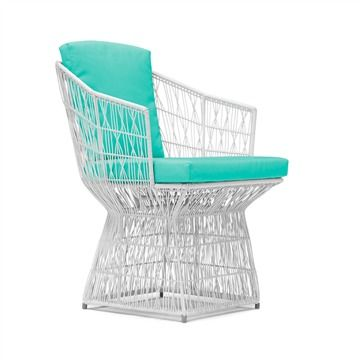 Kenneth Cobonpue Calyx Armchair - Style # CACX-2229OD, Modern Outdoor Dining Chairs – Contemporary Outdoor Dining Chairs – Outdoor Dining Furniture | SwitchModern.com