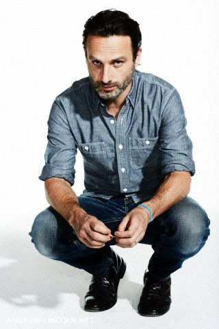 andrew lincoln | Andrew - Men's Health 2012 - andrew-lincoln Photo