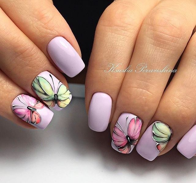 33 best butterfly nail art designs images on pinterest butterfly simple nails nail art designs nails design manicures nails 2017 art club butterfly nail art nailart tree nail art prinsesfo Image collections