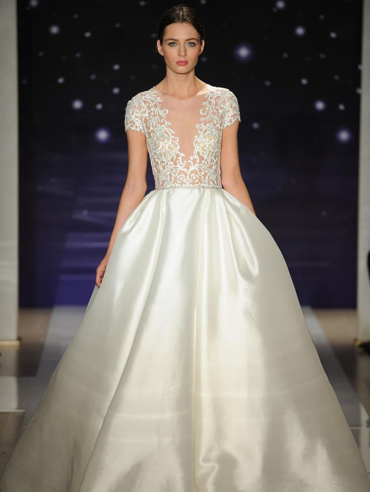 Reem Acra Wedding Dresses 2016,Reem Acra Spring 2016 Wedding Dresses | itakeyou.co.uk: