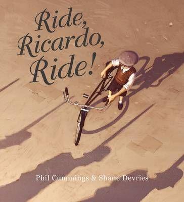 Buy Ride, Ricardo, Ride! book by Phil Cummings from Boomerang Books