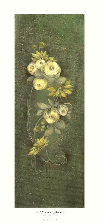 Mary Jo Leisure   Decorative Art Gallery