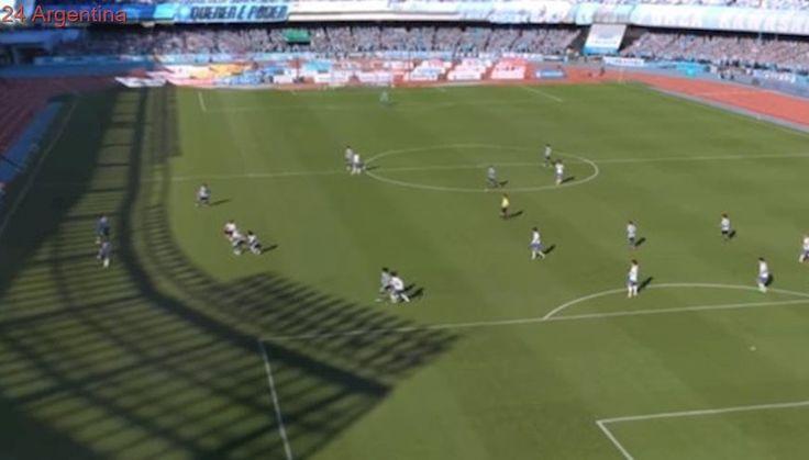Video: un sistema de cámaras virtuales que revolucionará la forma de ver fútbol