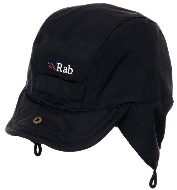 Rab Mountain Cap - Black