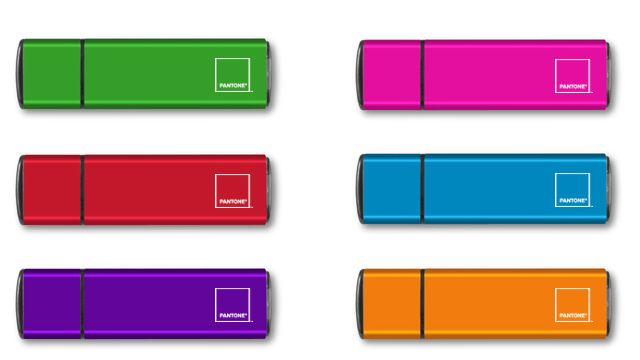 color match your usb sticks.
