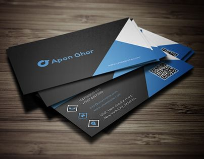"""Check out new work on my @Behance portfolio: """"Corporate Business Card"""" http://be.net/gallery/32462179/Corporate-Business-Card"""
