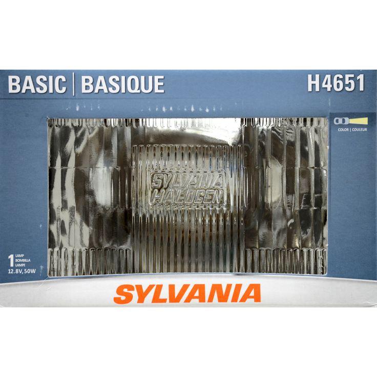 SYLVANIA H4651 Headlight 100x165 Automotive Bulb