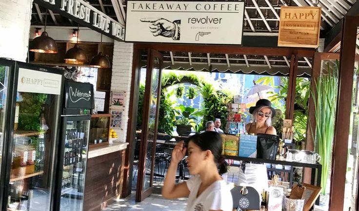 Watercress Cafe in Batu Belig
